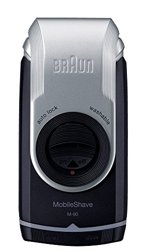 BRAUN(ブラウン)『モバイルシェーバー(M-90)』