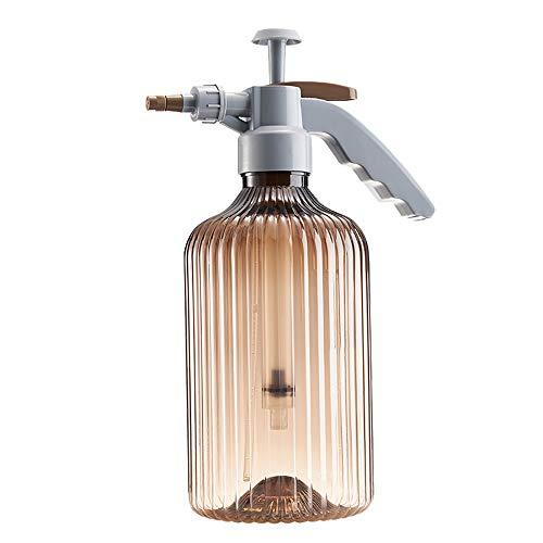 TFTREE 2L Pulvérisateur à pression Pulvérisateur à pression polyvalent pour jardin Pelouse arn pulvérisateur Mist Clear Spray Bottle Nettoyage domestique Désinfection-brown