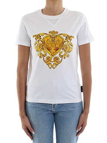 Versace Camiseta Cuore Gold Jeans Couture Verano 2020 (M)
