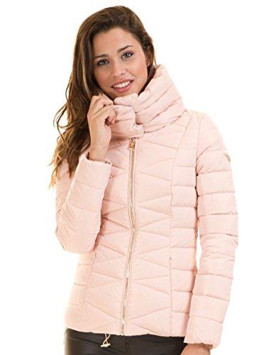 Guess abrigo rosa acolchado ALYSSA (M - Rosa)