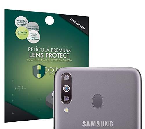 Película para Camera para Samsung Galaxy M30, HPrime, LensProtect, Transparente