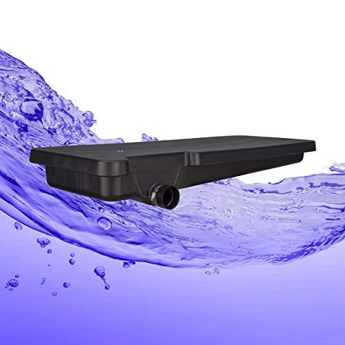 RecPro 44.5 Gallon RV Black Waste Water...