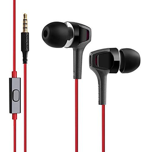 Edifier H880 Kopfband Binaural Verkabelt Schwarz Mobiles Headset - Mobile Headsets (Verkabelt, Kopfband, Binaural, Ohrumschließend, 20-20000 Hz, Schwarz)