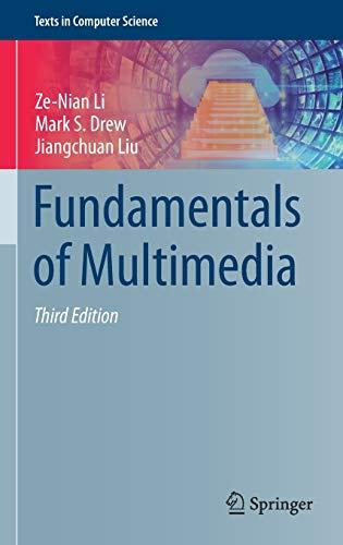 Fundamentals of Multimedia (Text...