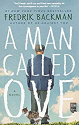 book feature a man called ove cover