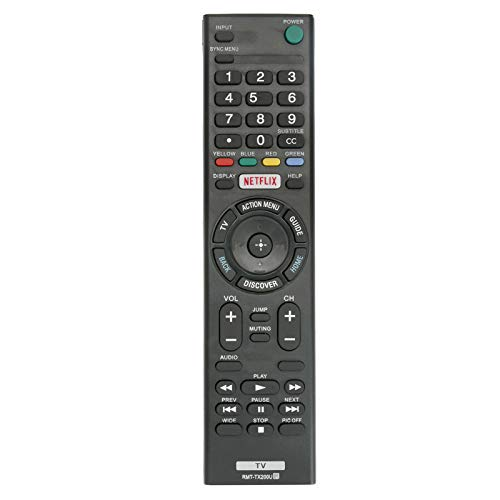 Replacement Remote Control RMT-TX200U for Sony Bravia TV 55X700D 49X700D XBR-55X700D XBR-49X700D