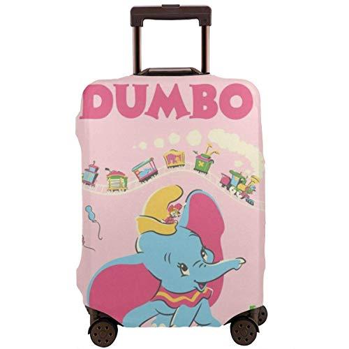 IUBBKI Suitcase Protector Cute Dumbo Stretch Elastic Travel Luggage Protector - Multiple Sizes