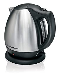 Electric Kettle Reviews-The Hamilton Beach 10 Cup Electric Kettle