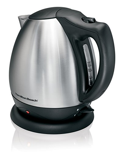 Hamilton Beach Stainless Steel Electric Kettle review