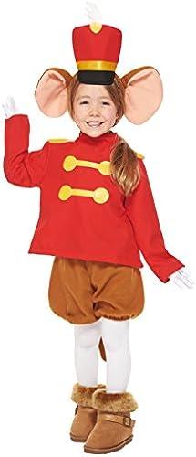 Disney Dumbo Timothy Kinder Kostum Unisex 80cm-100cm 95629T