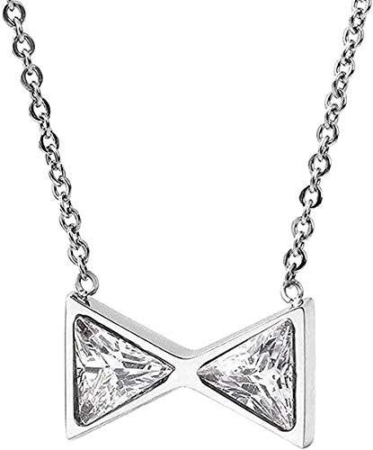 Halskette Einfaches Retro-Design Herren Classic Match Persönlichkeit Recurve Bogen Anhänger Halskette
