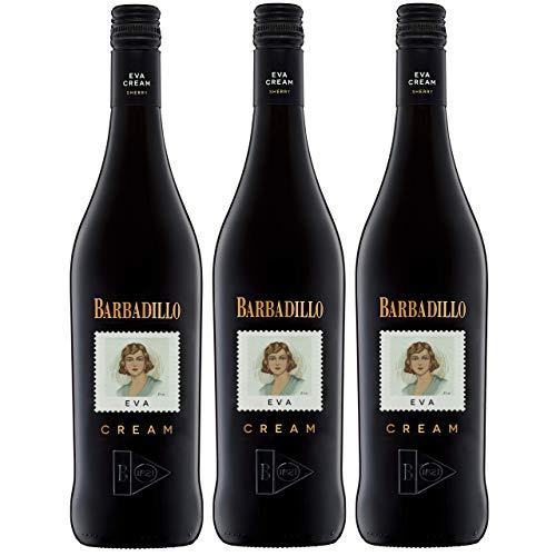 Barbadillo Eva | Vino de Jerez con Denominación de Origen - Estuche 3 x 75 cl