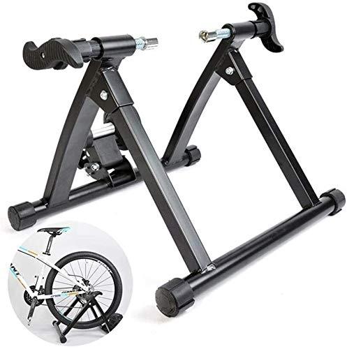 YYhkeby CHHD Cubierta Ciclismo Bicicleta estática, Inteligente Trainer, Rodillos de Bicicletas con...