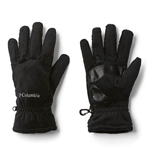 Columbia Women's Hotdots Glove, Black, Large