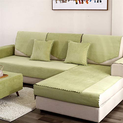 kengbi Durable and Easy-To-Clean Sofa Cover Granbest Sofa Cover ,Waterproof Sofa Cover Pet Dog Kids Mat Protector Non-slip Couch Slipcover Four Season Universal Sofa Covers For Living Room