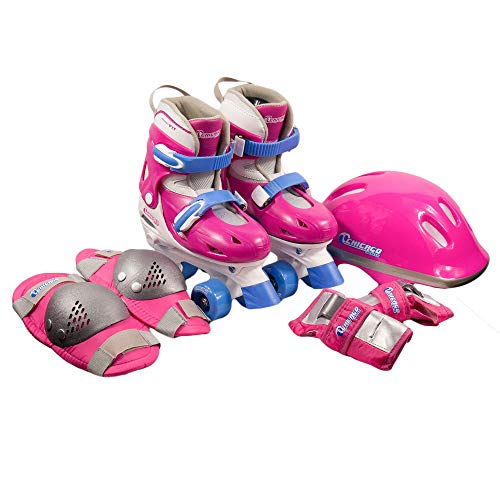 Image of Chicago Girls Quad Roller Skate Combo, Small