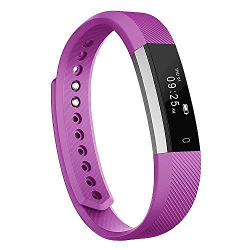 moreFit Slim Fitness Tracker Smart Fitness...