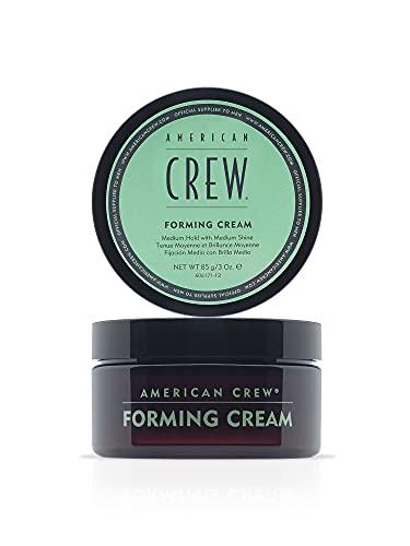 AMERICAN CREW – Forming Cream, 85 g, Stylingcreme für Männer, Haarprodukt mit mittlerem Halt, Stylingprodukt für flexibel formbares Haar & Finish mit natürlichem Glanz