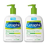 Cetaphil Moisturizing Lotion for All Skin Types, Body and Face Lotion,...