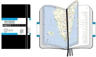 Moleskine Journey City Notebook, New York, Hard Cover, Pocket (3.5