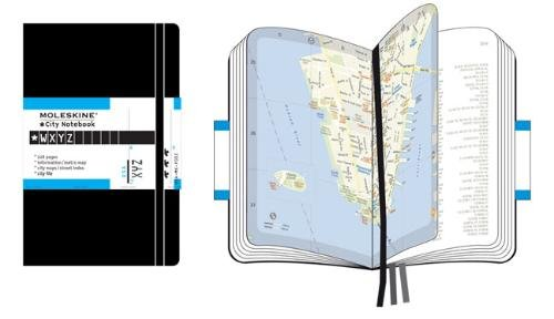 Moleskine Taccuino New York City Notebook