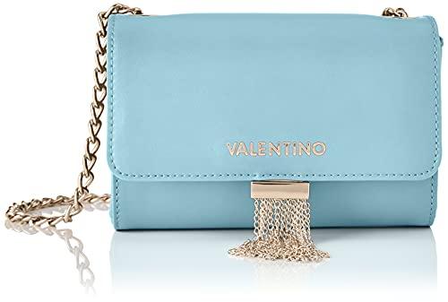 Valentino Piccadilly, Esquel. para Mujer, Azzurro, Einheitsgröße