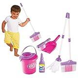 Alikena Mini herramienta de limpieza de simulación para casa de...