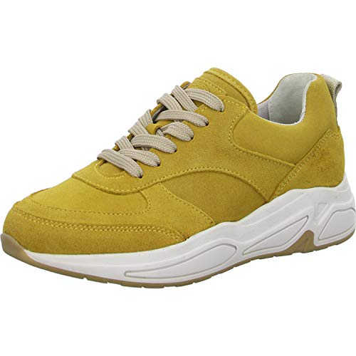 BULLBOXER Damen Sneaker Low senf 40