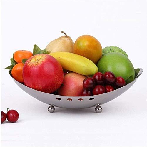 WSYGHP Dossier de Fruits - Bols de pétale de Grande capacité Set, Polyvalent pour céréales, Soupe, Fruits et Glaces, Micro-Ondes et Lave-Vaisselle Fruit Basket