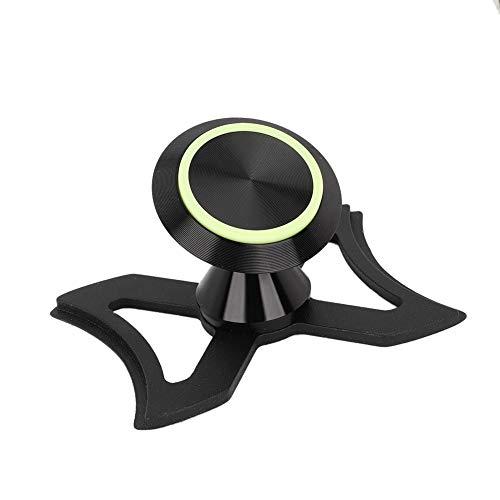 Mxzzand Soporte Magnético para Teléfono, Fácil De Usar, Confiable, Evita La Caída De Aire, Soporte para Teléfono, Soporte para Teléfono, Soporte para Teléfono Celular, Ventilación, Fuerte Capacidad