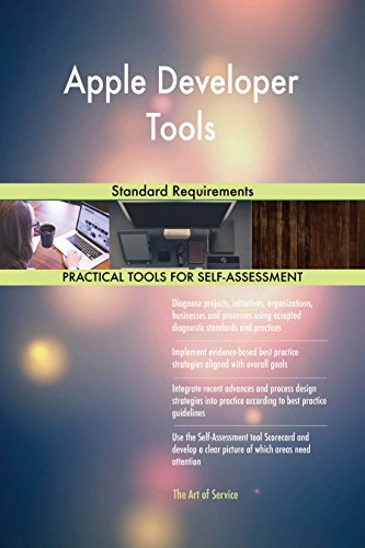 Apple Developer Tools Standard Requirements (English Edition)