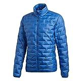 adidas Terrex Light - Chaqueta de plumón para Hombre, Color Azul, Hombre, CY8767-36 - 38', Blue Beauty, 91,44 cm - 96,52 cm