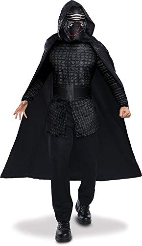 Rubie's mens Kylo Ren Adult Sized Costumes, As Shown, Standard US