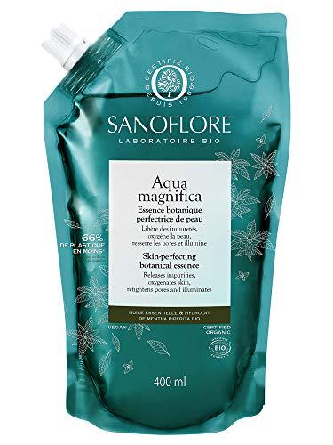 Sanoflore Aqua Magnifica Essence Botanique Recharge 400ml