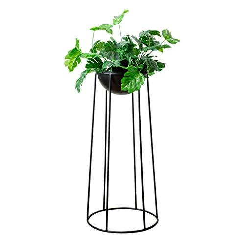 Bloemenstandaard Nordic smeedijzeren vloerstandaard bloempothouder plantenstandaard geschikt voor balkon 4.4
