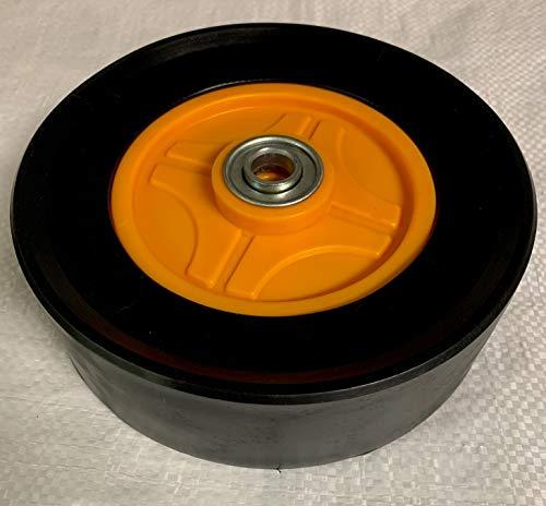 Mclane Reel Mower Original OEM Rear Wheel Complete...