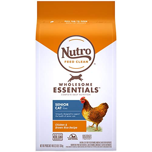 Nutro Senior Dry Cat Food