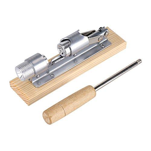 Desktop Heavy Duty Notenkraker Pecan Cracker walnootopener goede tang keukengereedschap houten handvat basis