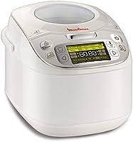 Moulinex Maxichef Advance MK8121 - Robot de cocina con 45 programas de cocción, capacidad 5 litros, programable hasta 24...