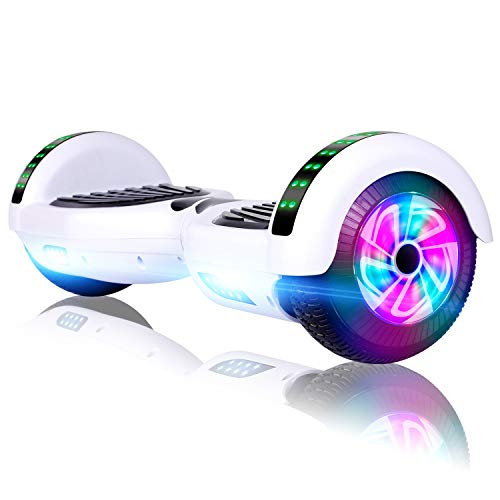 VEVELINE Hoverboard for Kids 6.5' Two-Wheel Self Balancing Bluetooth Hover board - UL 2272 Certified