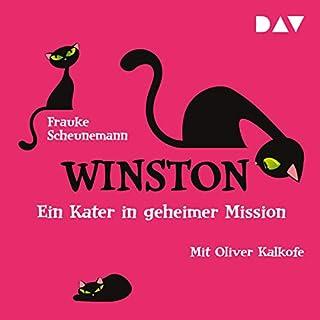 Ein Kater in geheimer Mission     Winston 1              Autor:                                                                                                                                 Frauke Scheunemann                               Sprecher:                                                                                                                                 Oliver Kalkofe                      Spieldauer: 4 Std. und 6 Min.     181 Bewertungen     Gesamt 4,7