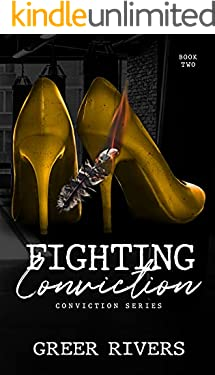 Fighting Conviction: A Best Friend's Sister, Age Gap Romantic Suspense (Conviction Series Book Two)