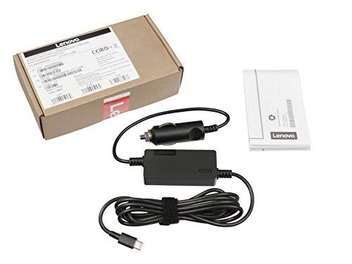 Lenovo ThinkPad E595 20NF Original USB KFZ Netzteil 65 Watt
