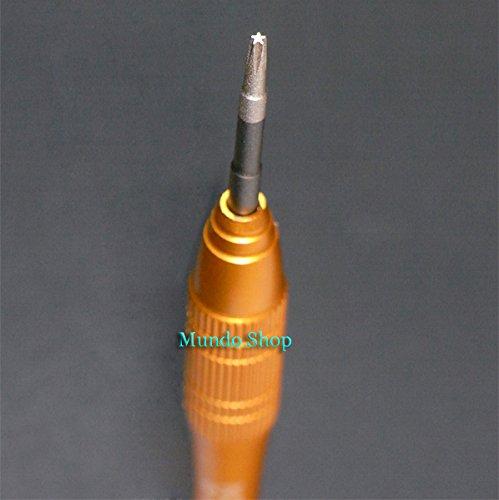 New P6 1.5mm Pentalobe Screwdriver Repair Tool for MacBook Pro (2009) Battery 15' Open