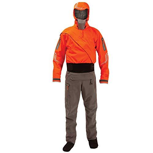 Kokatat Men's Odyssey Gore-TEX Drysuit-Tangerine-L