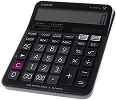 Casio Dj-120Dplus-Wa-Dpw 300 Adım Kontrolülü Masaüstü Hesap Makinesi