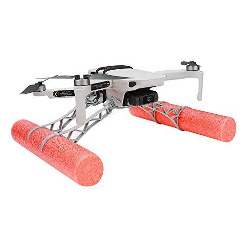 CUEYU Damping Landing Gear Training Kit Schwimmender Halter für DJI Mavic Mini,Landing Skid Float Training Kit Landung auf dem Wasser Kompatibel mit DJI Mavic Mini Drone (B)