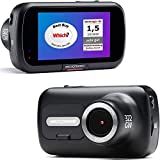 Nextbase 322GW Dash Cam Mini with APP- Full 1080p/60fps HD Recording in Car Camera- 6 Lane Wide Front View- Wi-fi GPS Bluetooth- Parking Mode- Night Vision- Loop Records- Polarizing Filter Compatible