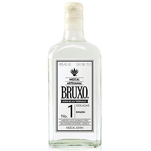 Pack de 6 Mezcal Bruxo No 1 Espadin 750 ml