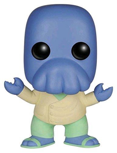 Funko 599386031 - Figura Futurama - Zoidberg Universo Alternativo